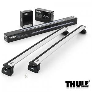 Thule Rapid System 753 + Wingbar + Kit 4xxx