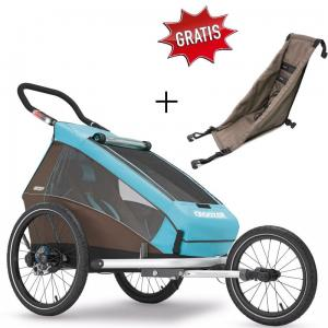 Croozer Kid Plus For 1 + Hamak GRATIS
