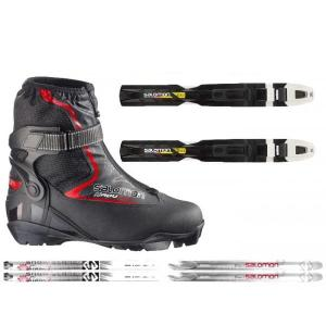 Salomon SnowScape 7 SIAM + Salomon X-ADV Escape