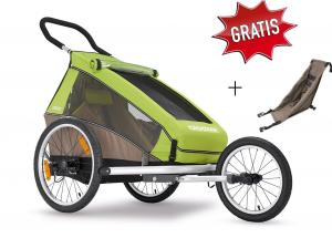 Croozer Kid For 1 + Hamak GRATIS
