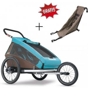 Croozer Kid Plus For 2 + Hamak GRATIS