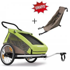 Croozer Kid For 2 + Hamak GRATIS