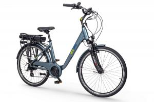 EcoBike Traffic Blue 28""