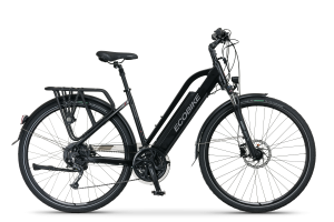 EcoBike S-Cross L Black 19""