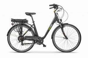EcoBike Traffic Black 28""