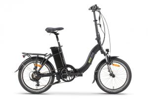 EcoBike Even Black