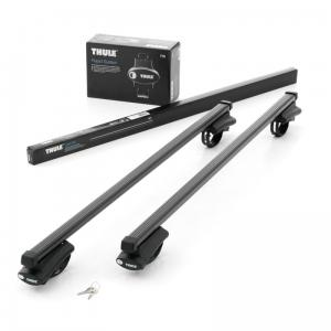 Thule Rapid System 775 + Square Bar