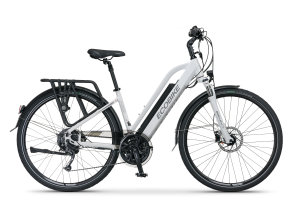 "EcoBike S-Cross L White 17"" 2019"
