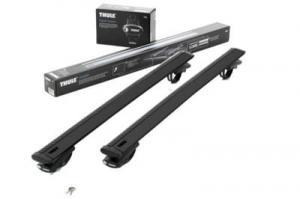 Thule Rapid System 775 + Wingbar Black